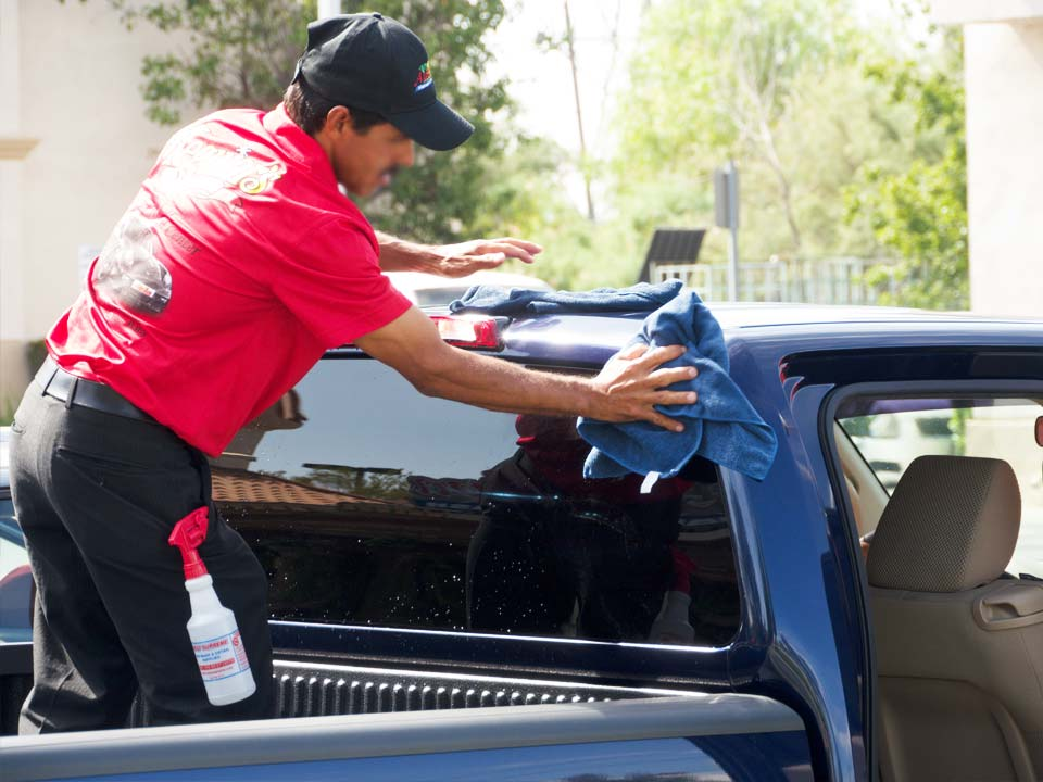 Car Wash Services Menu Packages Prices Valencia Auto